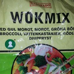 WokMix (Djupfryst 1kg)