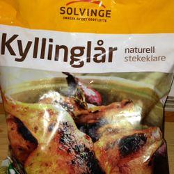 Kyllinglår, Solvinge