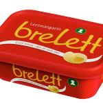 Brelett Lettmargarin