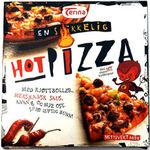 Skikkelig Hot Pizza